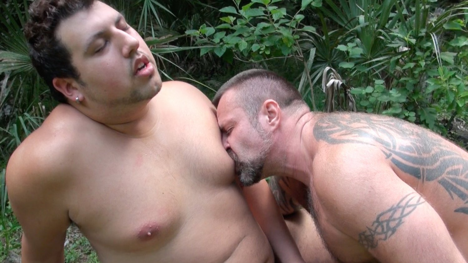 Bear Films Gay Bear Sex Caleb Delano - Outdoor Solo Fantasy